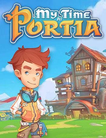 تحميل لعبة المغامرة My Time At Portia v2.0.141235 للكمبيوتر- إصدار ElAmigos