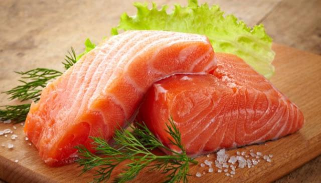Inilah Enam Manfaat Kesehatan Konsumsi Ikan Salmon Secara Rutin