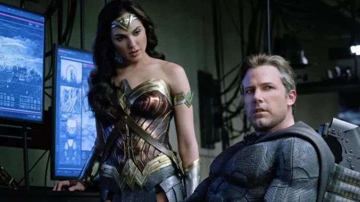 Justice  League : Ben Affleck Confirms Batman And Wonder Woman Attraction.