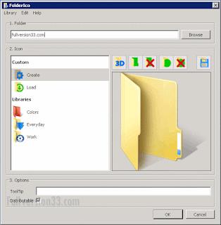 Teorex FolderIco 5.0