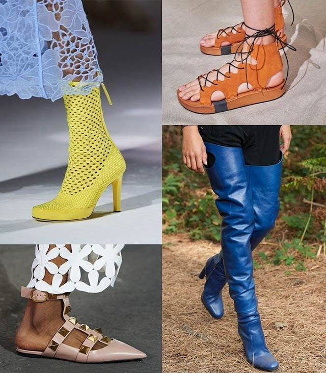 SPRING 2021 SHOES TRENDS
