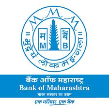 बँक ऑफ महाराष्ट्र Bank of Maharashtra - Specialist Officer पदे भरती