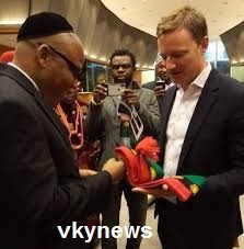 Nnamdi Kanu to Visit United Nation Officials After EU Parliament Visit