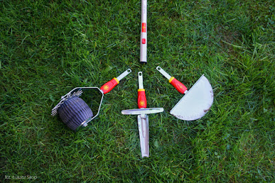narzędzia do trawy