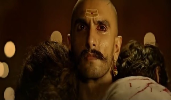 Baji and Mastani from Bajirao Mastani