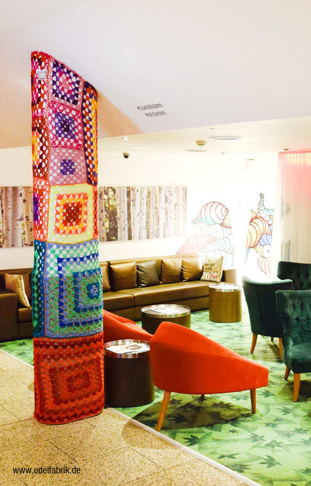 #artstayshere im Scandic Hotel Berlin Kurfürstendamm