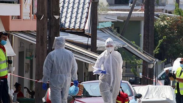 Δώδεκα νέα κρούσματα κορωνοϊού στον οικισμό Ρομά της Νέας Σμύρνης στη Λάρισα