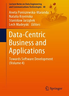 Data-Centric Business And Applications: Towards Software Development