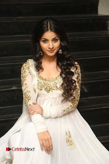 Telugu Actress Mahima Makwana Stills in White Desginer Dress at Venkatapuram Movie Logo Launch  0187.JPG