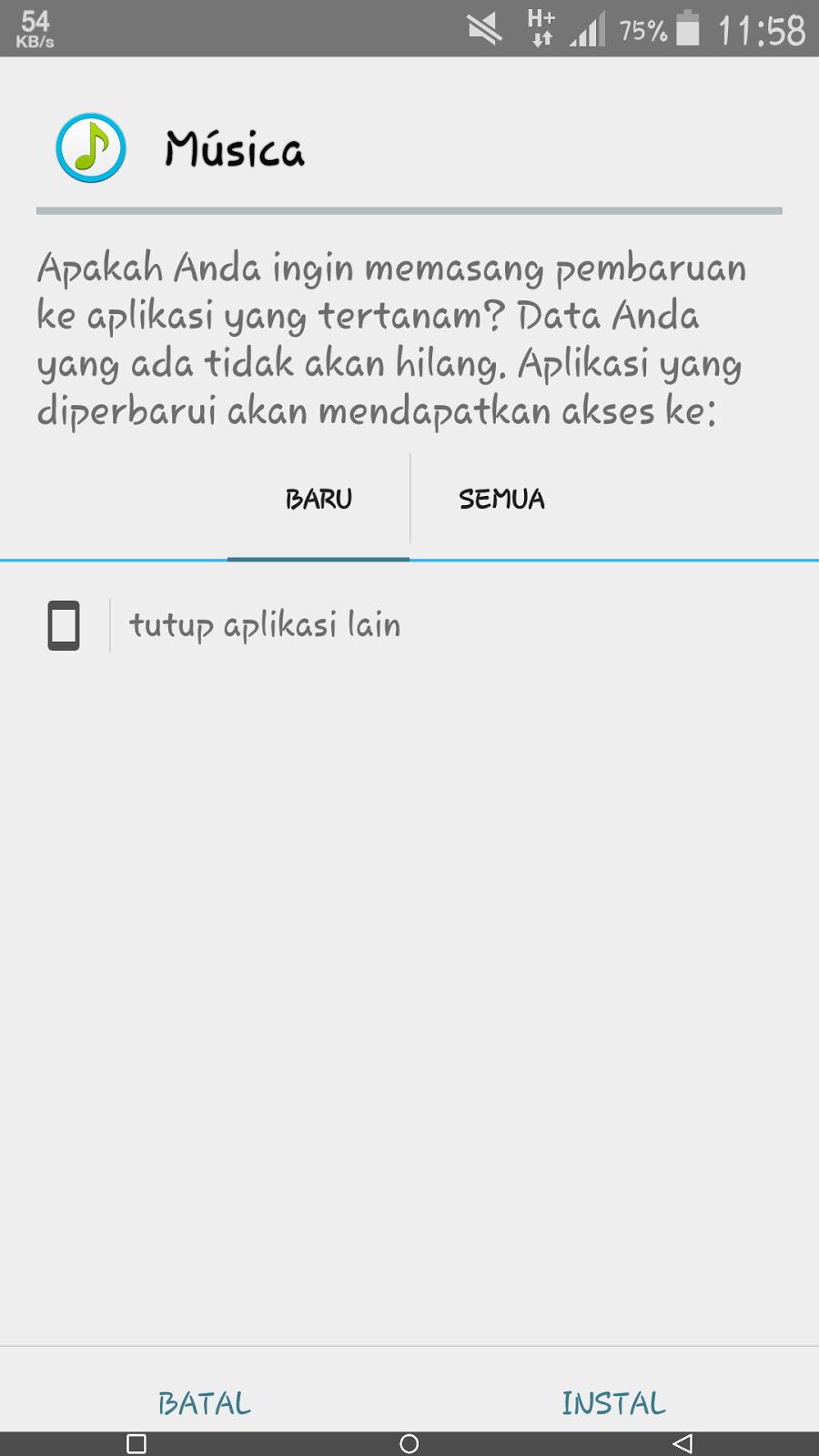 Samsung Music Untuk Android 4 4 kitkat dan Samsung Music