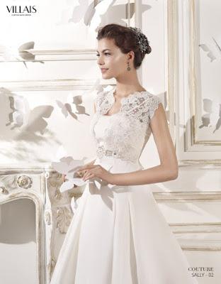 diseños de Vestidos de Novia Sencillos y Elegantes