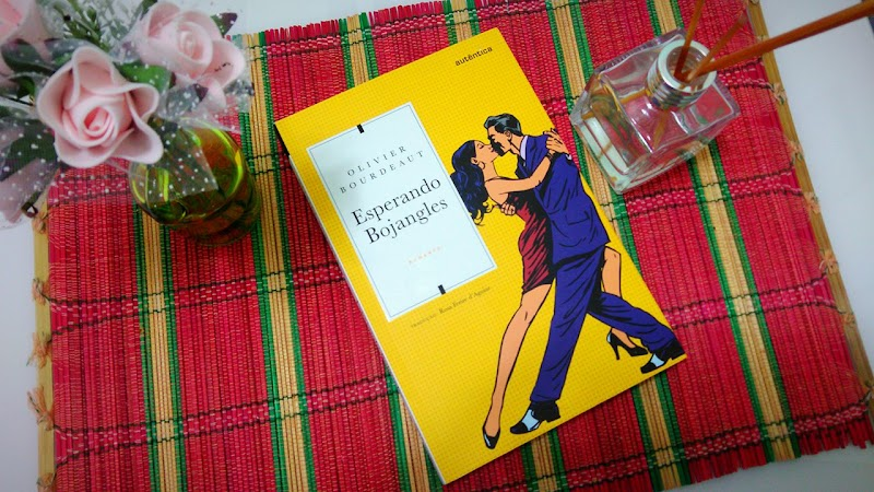 [RESENHA #457] ESPERANDO BOJANGLES - OLIVIER BOURDEAUT