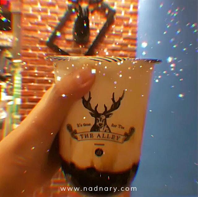 The Alley Brown Sugar Deerioca Milk