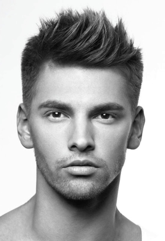 Hairstyles For Men Thinning Wavy Hair Nice Hairstyles For Men