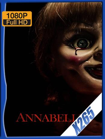 Annabelle [2014] 1080P Latino [X265_ChrisHD]