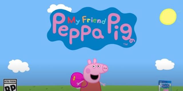 My Friend Peppa Pig (Switch) será lançado no dia 22 de outubro, veja o trailer