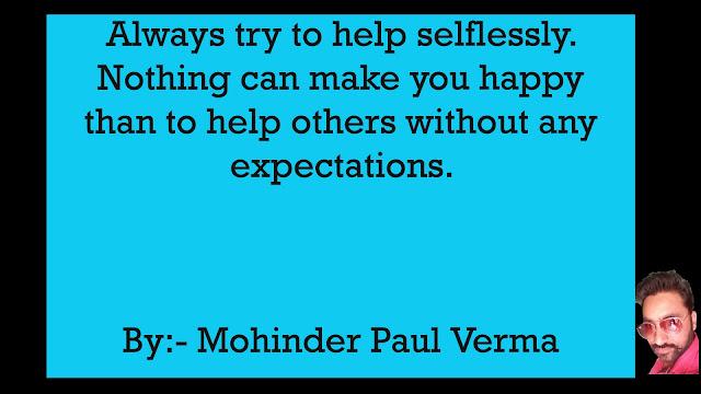 Making Self Success - Happiness is a precious treasure