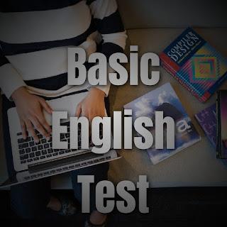 Basic Grammar Test