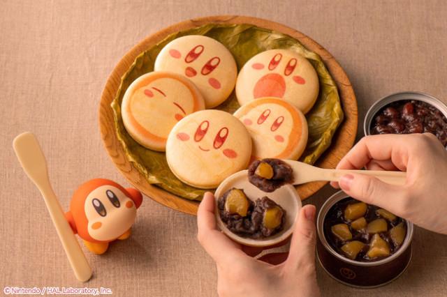 Jadikan Musim Gugur lebih Manis dengan Monaka Berwajah Kirby!