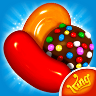 تحميل لعبة Candy Crush Saga مهكرة