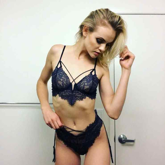 Ginta Lapiņa Hot Pics and Bio