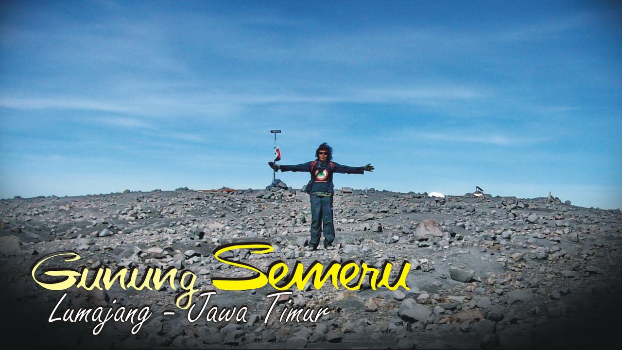 Atap Jawa Puncak Abadi Para Dewa Gunung Semeru Muhammad Dagri Nizar