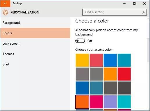 Cara Mengubah Warna Start Menu Windows 10-1