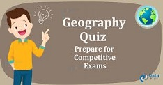 Role of Geography in Competitive   Exams(MCQ)