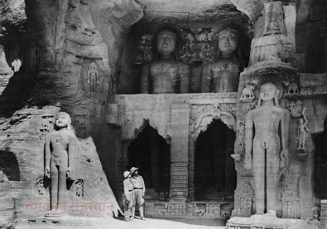 कैमरे ने वो देखा जो किसी ने नहीं देखा, Gwalior fort 1930