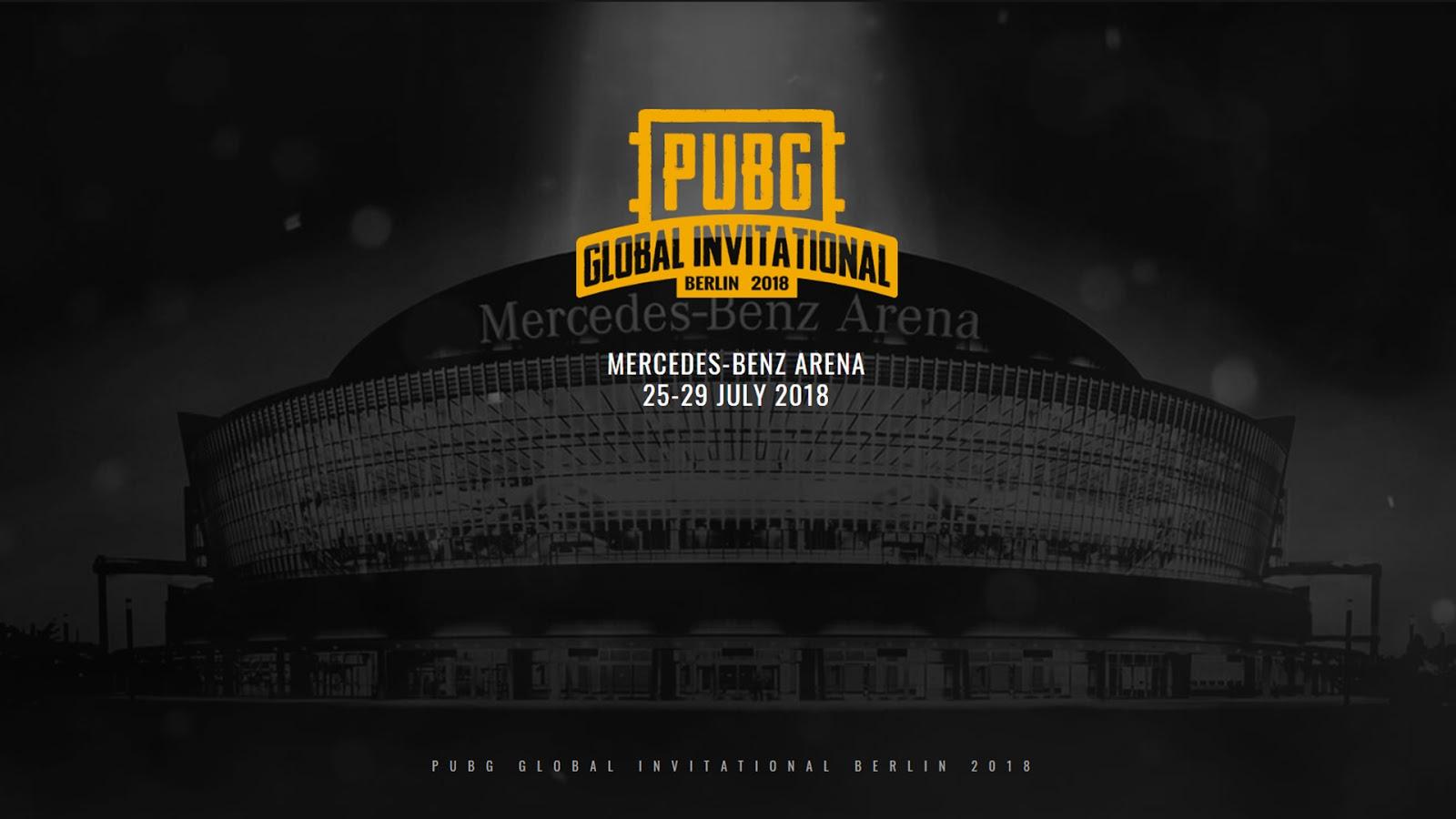 Pubg Ogn: [배그]PUBG GLOBAL INVITATIONAL 베를린 2018
