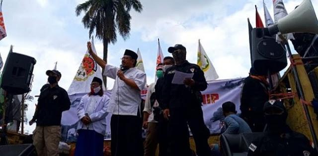 Sebut PKI Anti-Agama, Ketua Anas Siap Mati Demi Bela Tauhid