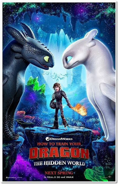 HOW TO TRAIN YOUR DRAGON THE HIDDEN WORLD (2019) ταινιες online seires xrysoi greek subs
