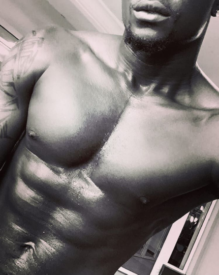 Selebobo Goes Shirtless - See PHOTOS!