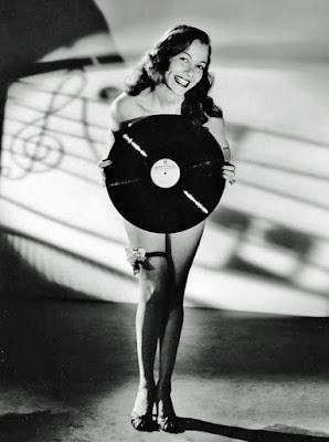 Monica Lewis and a record