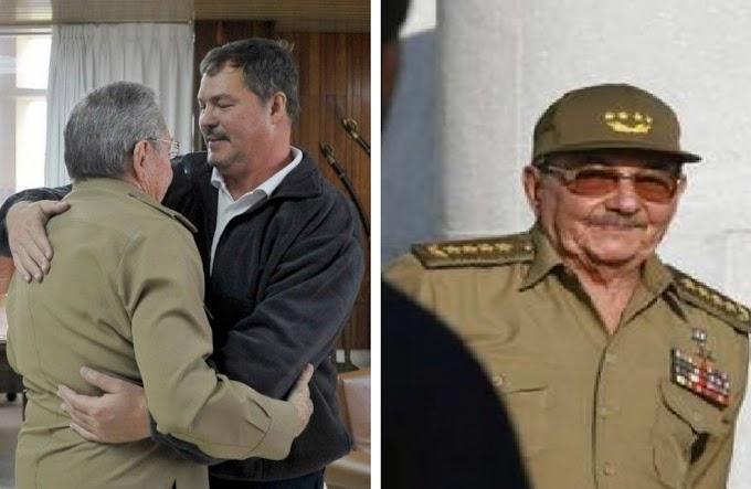 Salen a la luz imágenes que evidencian la razón por la cual Raúl Castro casi no aparece en público