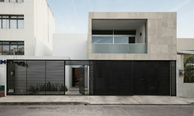 Modern Style 2-Story House Design