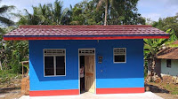 Mustahil Membangun Rumah Bermodalkan 15 Juta Rupiah, Tapi Tidak Untuk Bapak Yang Satu Ini