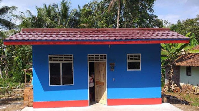 Prayitno Membangun Rumah Bermodalkan 15 Juta Rupiah