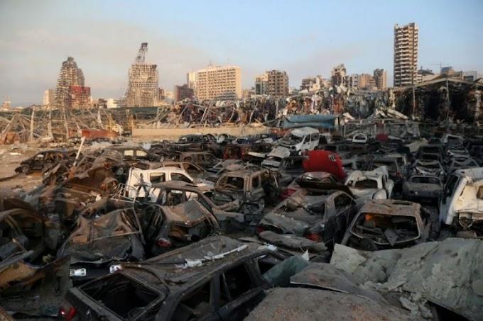Λίβανος: Στους 158 οι νεκροί- 6.000 τραυματίες και 21 αγνοούμενοι