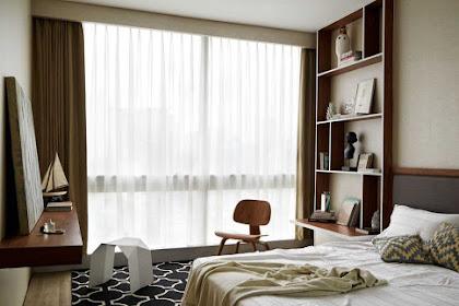 Inspirasi Design Ulang Kamar Tidur Favorit