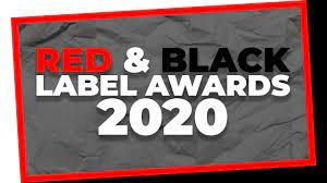 NOMINADOS 🔴Red & Black⚫ Label Awards 2020