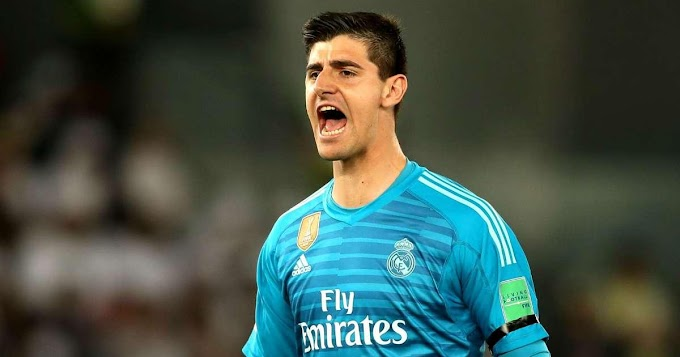 It's a shame: Courtois hit back at media after controversy over his negative covid-19 test