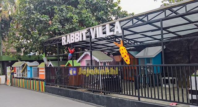 Rabbit Town Bandung Lebih Dari Wisata Selfie!