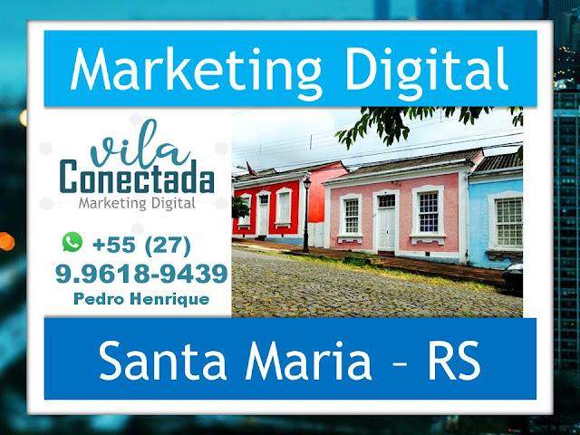 Marketing Digital Profissional Criação Site Loja Virtual Santa Maria Rio Grande do Sul RS