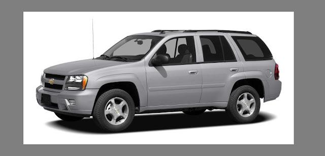 Chevrolet TrailBlazer 2002-2003-2004-2005-2006-2007-2008-2009  Engine Oil Life Reset Guide.Change Oil Light Reset Guide.