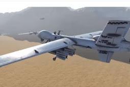 نجران : اعتراض طائرة بدون طيار أرسلها الحوثيون إلى مطار نجران بالمملكة العربية السعودية