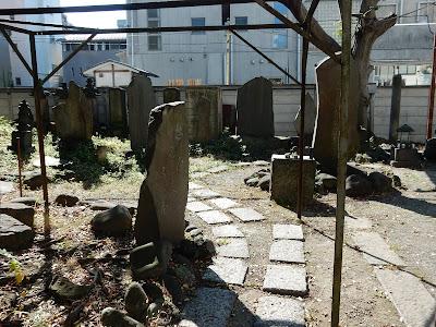 彰義隊士の墓