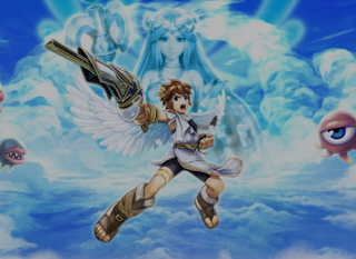 Kid Icarus: Uprising - Review of the Nintendo 3DS Game