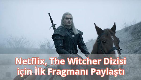 The Witcher Fragman İzle