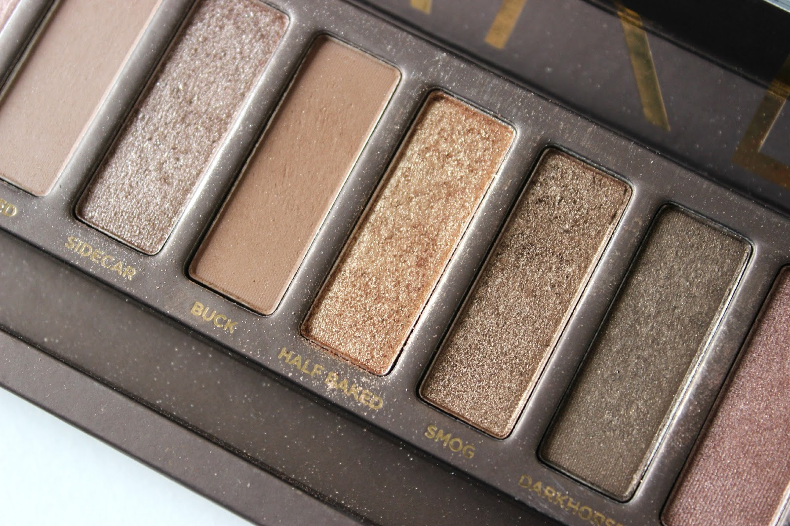 Urban Decay Naked Palette Review - Tattooed Tealady-3572